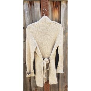 Express Sweaters - Express wool cardigan